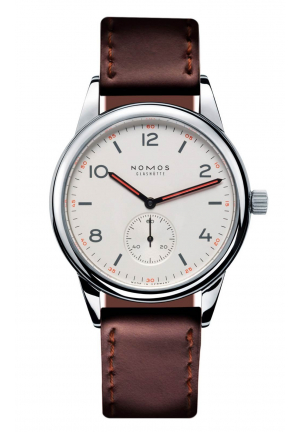 Nomos Glashuette Club automatic 753, 40mm