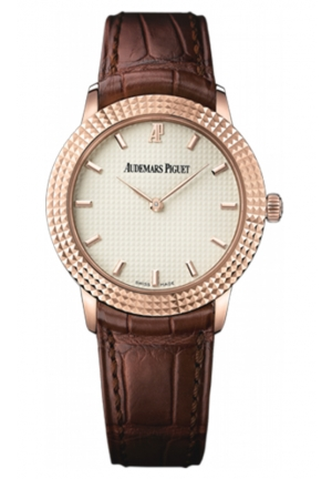 AUDEMARS PIGUET Tradition Collections, Classique Cous de Paris 77231OR, 30mm