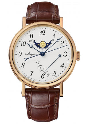 CLASSIQUE MOONPHASE POWER RESERVE 7787BR/29/9V6, 39MM