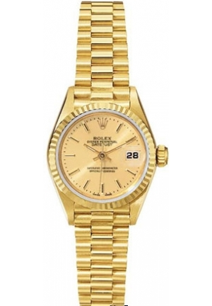 Rolex President 18K Yellow Gold Model 79178