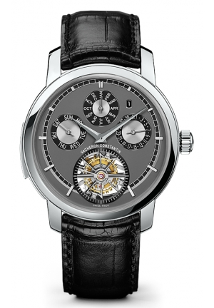 PATRIMONY TRADITIONNELLE EXCELLENCE PLATINE CALIBRE 80172/000P-9505 , 44MM