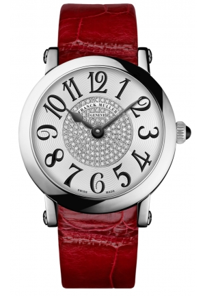 ROUND CLASSIC ELEGANCE LADIES WATCH 8038 QZ CD 1P, 40MM