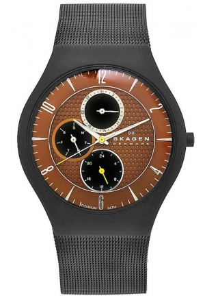 SKAGEN MEN'S WATCH, 806XLTBD