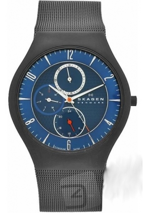SKAGEN MEN'S WATCH, 806XLTBN