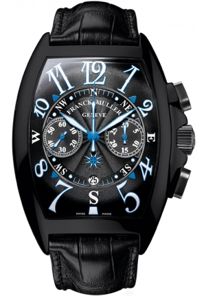 MARINER CHRONOGRAPH 8080 CC AT NR MAR BLACK, 39.50 X 55.40MM