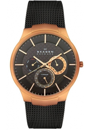 SKAGEN MEN'S WATCH, 809XLTRB