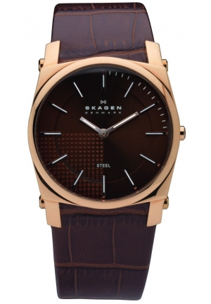 SKAGEN MEN'S WATCH, 859LRLD