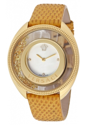 VERSACE Destiny Spirit Floating Micro Spheres Yellow 39mm