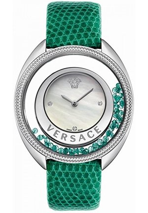 Women's Diamond 70-Emerald Watch 40mm