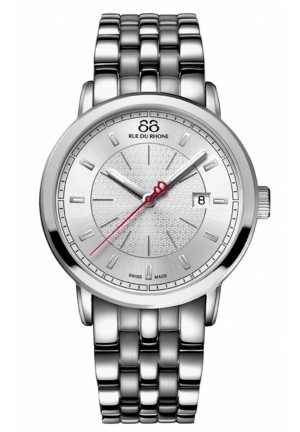 88 Rue du Rhone Silver Dial Stainless Steel Mens Watch 87WA120064