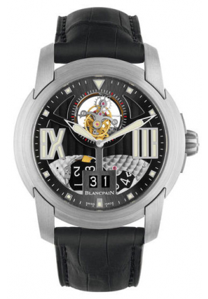L-EVOLUTION TOURBILLON LARGE DATE 43.50MM