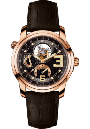 L-EVOLUTION TOURBILLON GMT 8 DAYS 43.5MM