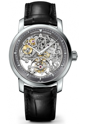 VACHERON CONSTANTIN Patrimony Traditionelle 14-Day Tourbillon 89010/000P-9935, 42mm