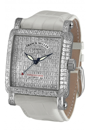 CONQUISTADOR CORTEZ AUTOMATIC 9000 K SC INV CD, 45 X 45 MM