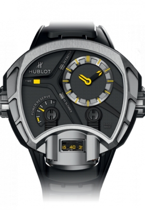 HUBLOT MP 02 Key of Time Titanium 40mm