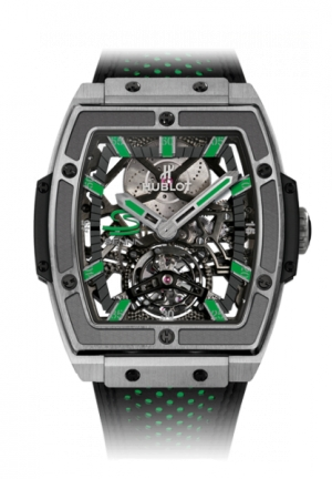 HUBLOT MP 06 Senna Titanium 45mm