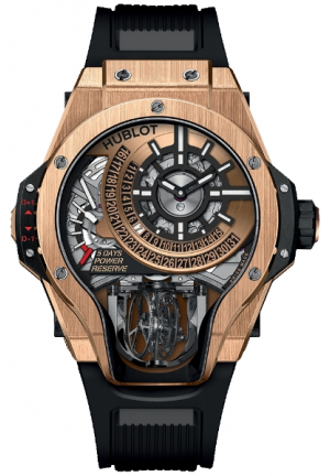 MP-09 TOURBILLON BI-AXIS KING GOLD