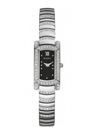 BULOVA CRYSTAL WATCH,