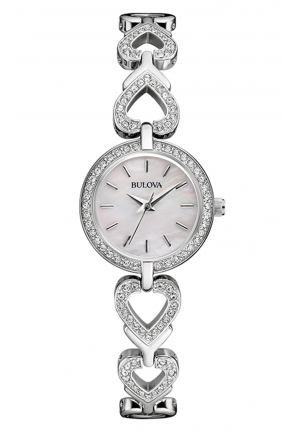 BULOVA CRYSTAL WATCH