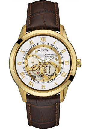 BULOVA SERIES 120 AUTOMATIC MEN WATCH 42MM