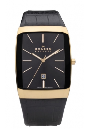 BLACK LABEL MEN'S EXECUTIVE WATCH, 984LRLB