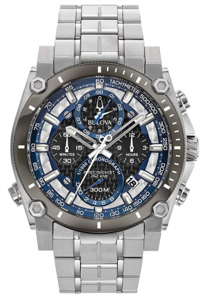 Precisionist Men's Chronograph Stainless Steel Watch