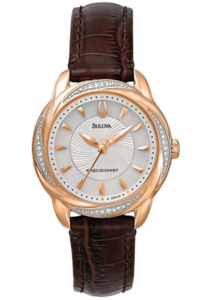 Bulova Precisionist Women's Watch 98R152