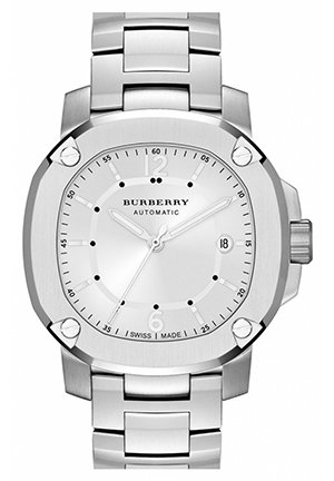 Burberry The Britain Automatic Bracelet Watch 43mm