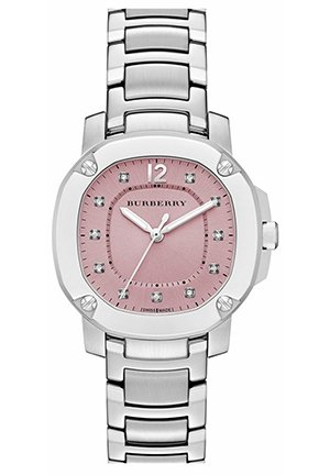 Burberry The Britain Mother-of-Pearl Bracelet Watch 34mm