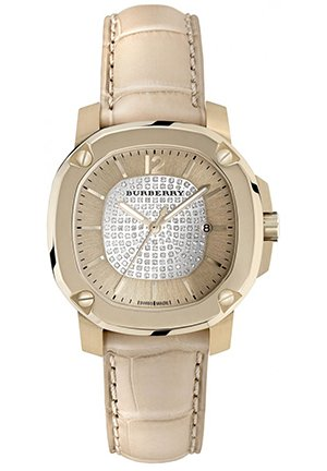 THE BRITAIN LIMITED EDITION 18K TRENCH GOLD 34MM,