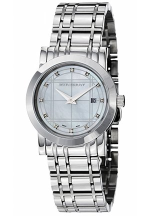 Burberry Women's Heritage Stainless Steel Bracelet Watch 28mm