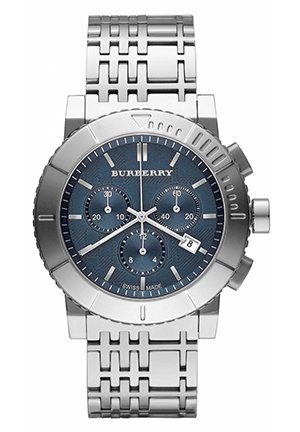 Men's Swiss Chronograph Stainless Steel Bracelet 42mm