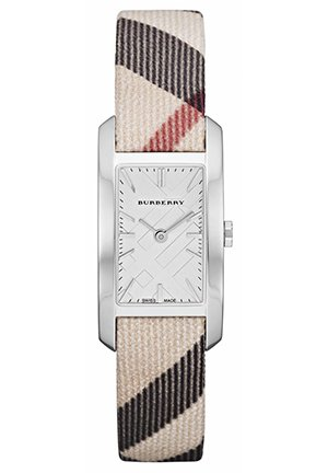 Women's Swiss Nova Check Fabric Strap,20mm