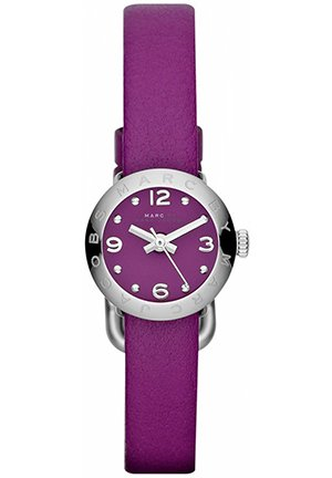 Amy Dinky Purple Leather Ladies Watch 20mm