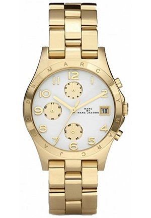 Henry Chrono Gold Tone Women's Watch 36.5MM