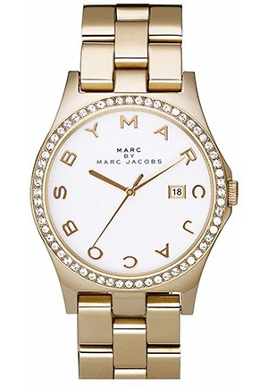 Women's Henry Gold tone Stainless Steel Watch 40mm MBM3045