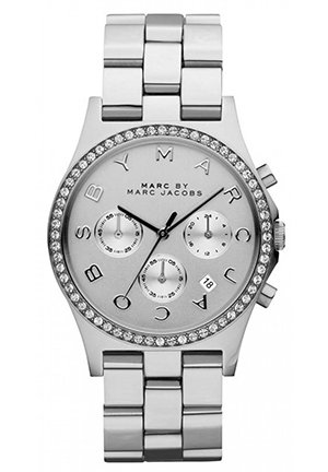 Henry Quartz Silver Dial Women's Watch 36mm MBM3104