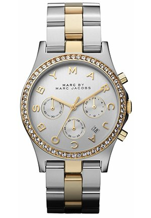 Henry Two-tone Women's Chronograph Watch 40MM MBM3197