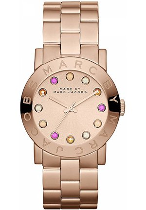 Amy Rose Gold Ladies Bracelet Watch 36mm MBM3216