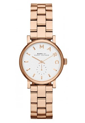 Women's Baker Mini Rose Tone Watch 28mm MBM3248
