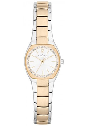 Women's Klassik Analog Display Analog Quartz Gold Watch 25mm