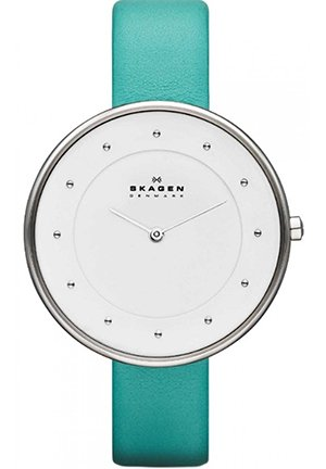 Women's KWomen's Klassik Analog Display Analog Quartz Blue Watch 38mm