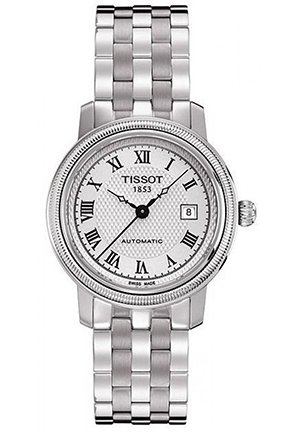 TISSOT Women's Bridgeport Watch T0452071103300, 28mm