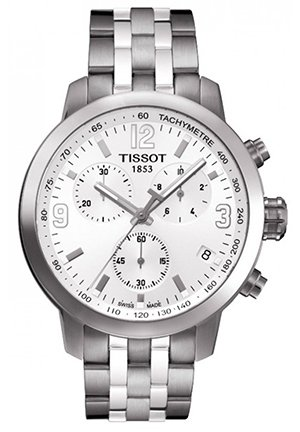 TISSOT PRC 200 Quartz Chronograph Men's T0554171101700, 42mm
