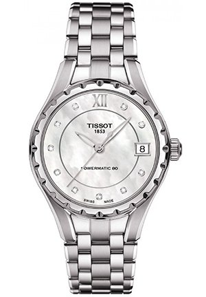 TISSOT T-Lady Ladies Case Automatic Movement T0722071111600, 34mm