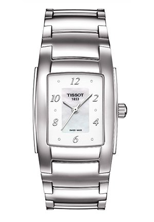 TISSOT Women Diamonds Quartz Trend Watch T0733101111600