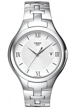 TISSOT Women's Swiss Stainless Steel Bracelet T0822101103800 42mm