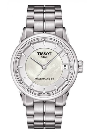 Luxury Automatic Lady Mother-of-pearl Watch T0862071111100, 33mm