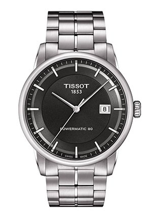 Luxury Automatic Men's Anthracite Watch T0864071106100 , 41mm
