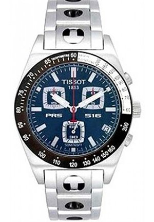 TISSOT PRS516 Quartz Chronograph T91148641, 40mm